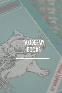 Taxidermy Books